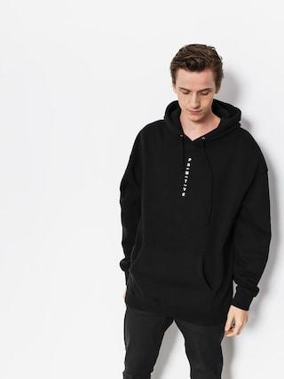 Mikina s kapucňou Primitive Moods HD (black)