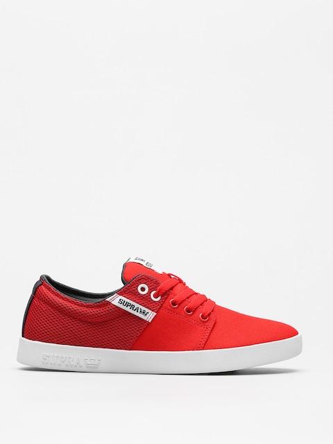 Topánky Supra Stacks II (risk red/navy/white)