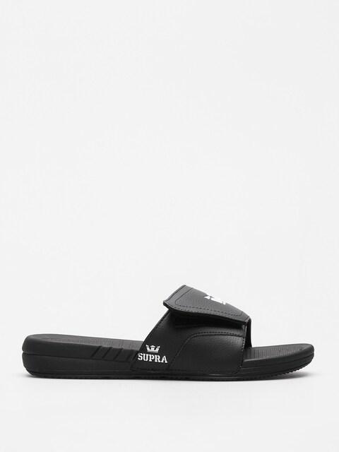 Šľapky Supra Locker (black)