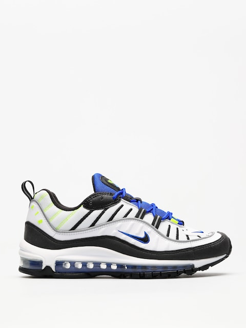 Topánky Nike Air Max 98 (white/black racer blue volt)