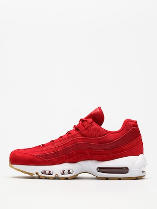 Topánky Air Max 95 Premium (gym red/gym red team red white)