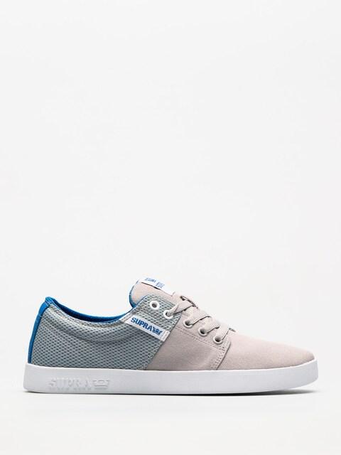 Topánky Supra Stacks II (lt grey/ocean/white)
