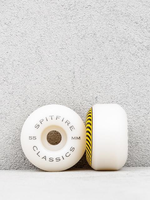 Kolieska Spitfire Classic (white/yellow)