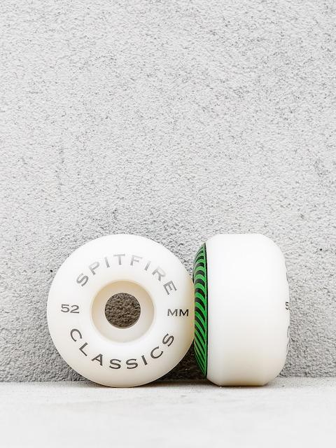 Kolieska Spitfire Classic (white/green)