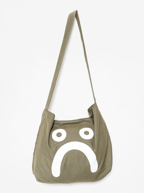 Kabelka Polar Skate Happy Sad Tote (olive)