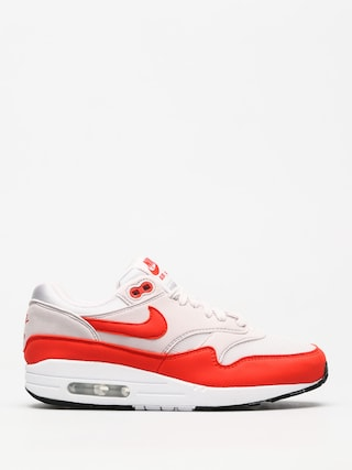Topu00e1nky Nike Air Max 1 Wmn (vast grey/habanero red)
