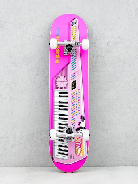 Skateboard Enjoi Neon Keytar (neon pink)
