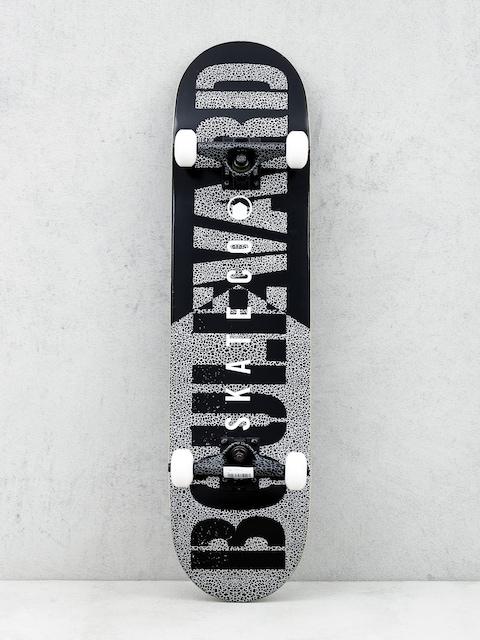 Skateboard Boulevard Logo (black/white)