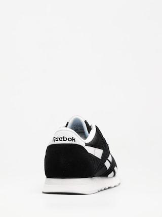 Tenisky Reebok CL Nylon (black/white)