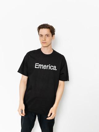 Tričko Emerica Purely (black)