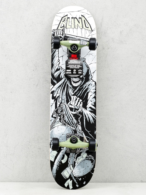Skateboard Blind Justice Youth (green)
