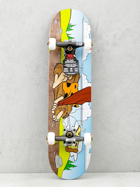 Skateboard Almost Napping Caveman Youth (brown)