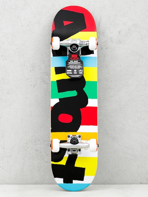 Skateboard Almost Stripe Out Youth (multi)