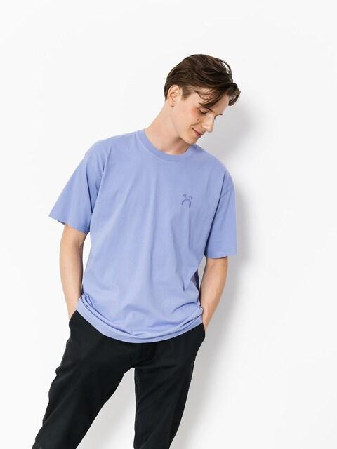Tričko Polar Skate Happy Sad Garment Dyed