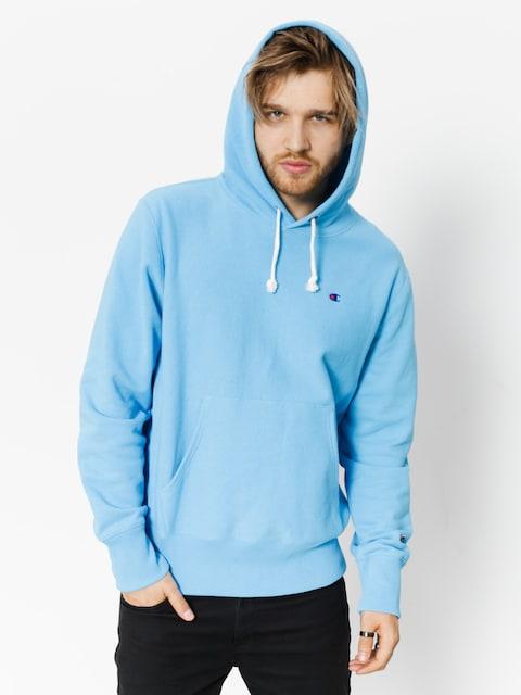 Mikina s kapucňou Champion Reverse Weave Hooded Sweatshirt HD (azb)