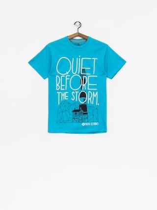 Tričko Malita Storm (blue)