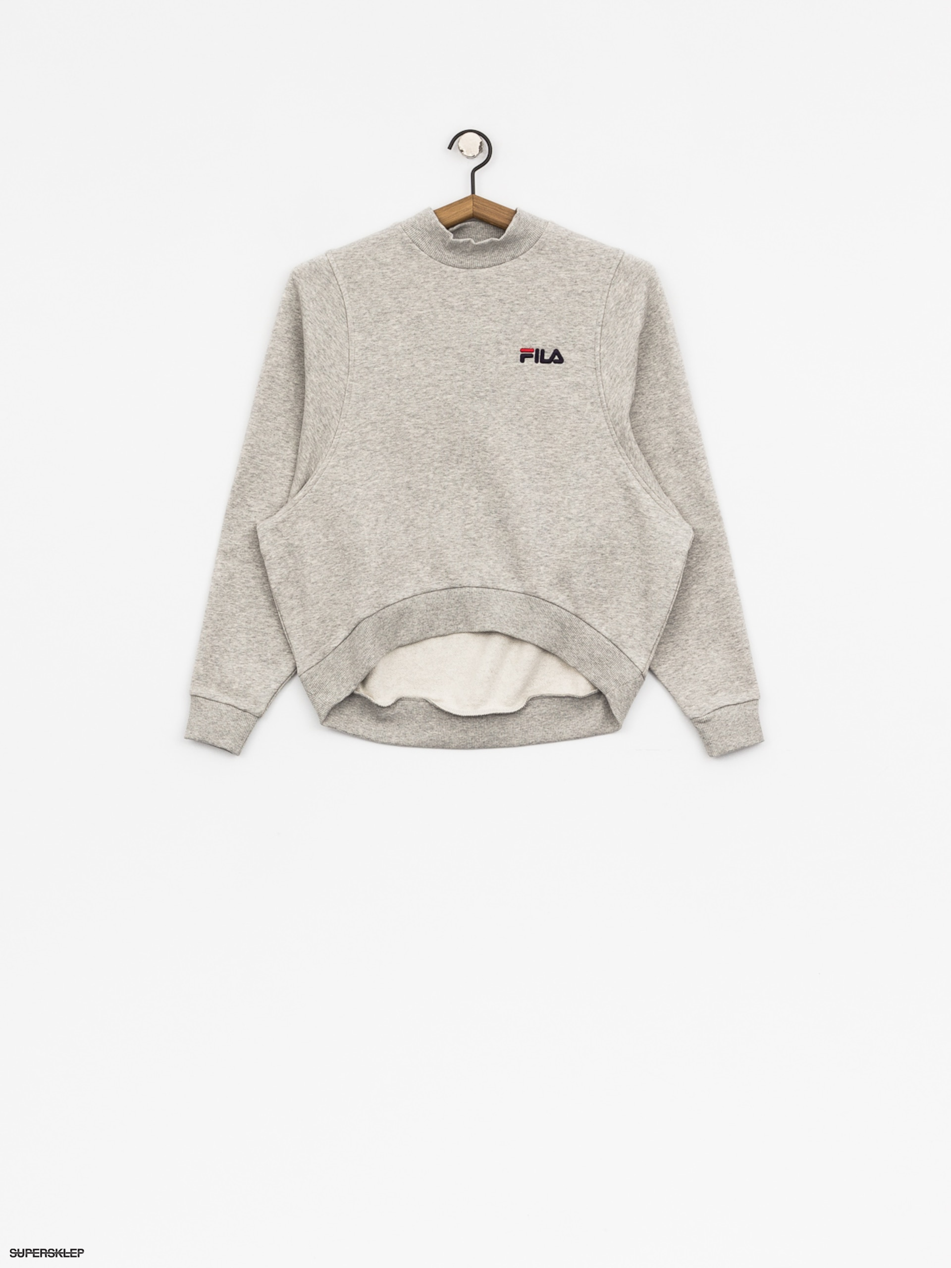 Mikina Fila Summer Drop Wmn (light grey marl)
