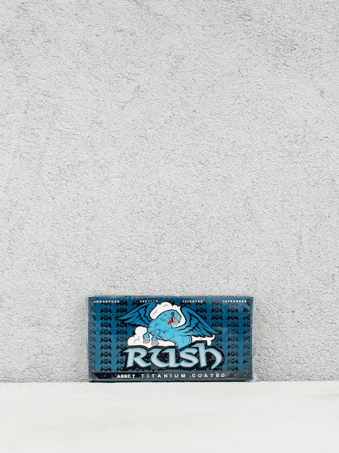 Ložiska Rush Bearings  do deskorolki Rush ABEC7 Titanium