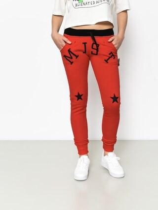 Snowboardové nohavice Majesty Mjst Wmn (red)