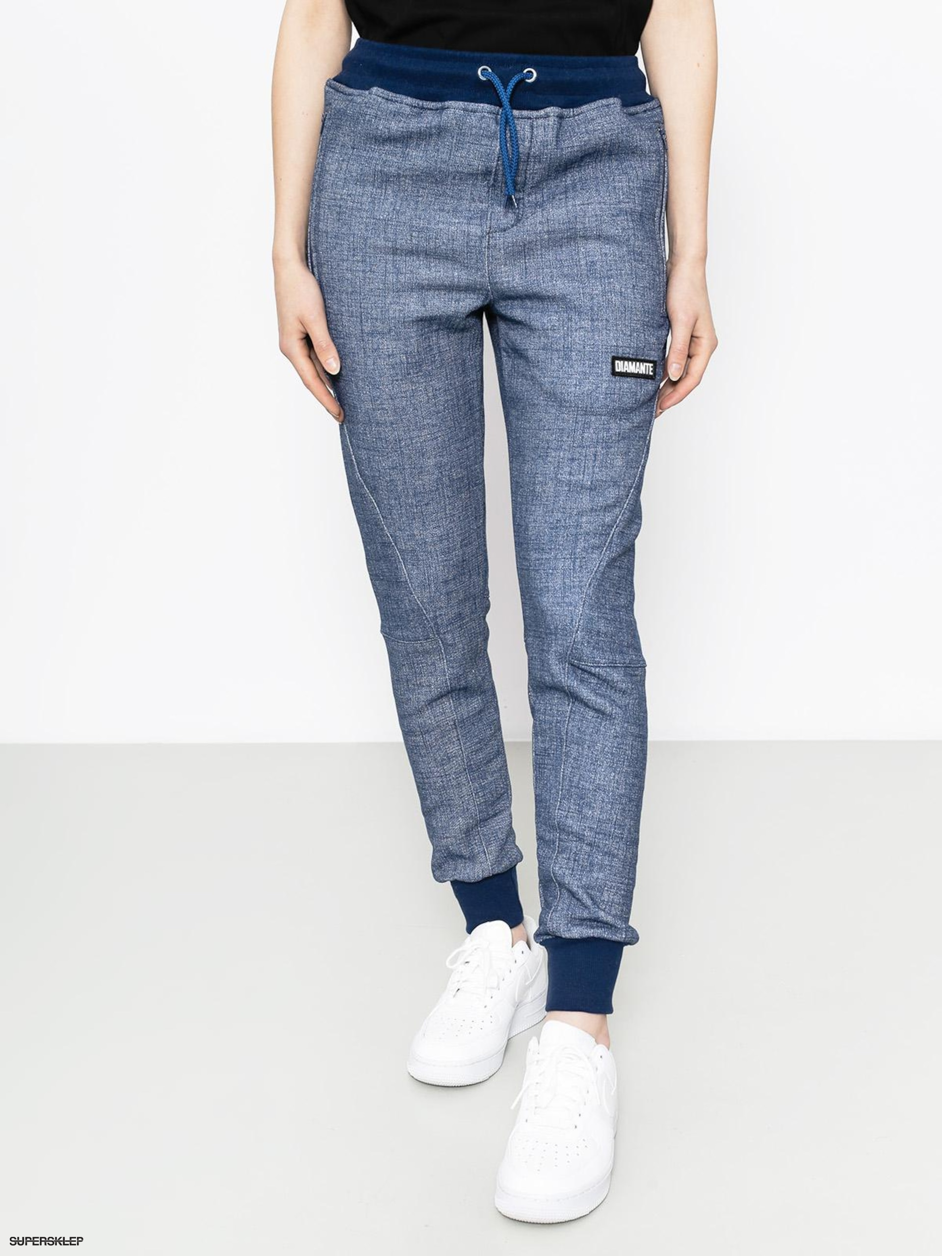 Nohavice Diamante Wear Jogger Cut Drs (blue)