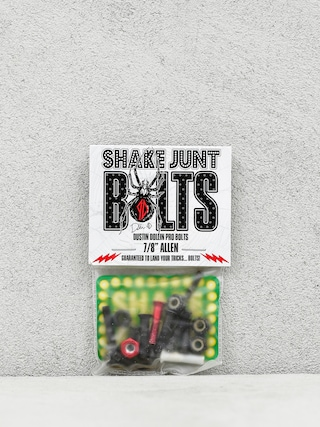 Skrutky Shake Junt Dustin Dollin Allen (white/red/black)