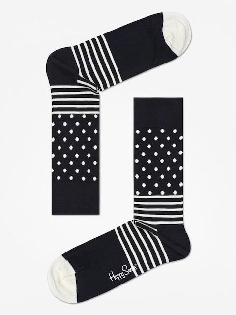 Ponožky Happy Socks Black&White Giftbox (black/white)