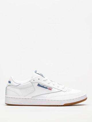 Topánky Reebok Club C 85 (white/royal gum)