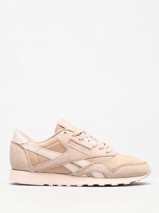 Topánky Reebok Cl Nylon Wmn (seasonal bare beige/pale pink)