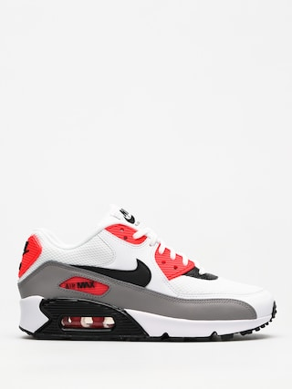Topánky Nike Air Max 90 Wmn (white/black dust solar red)