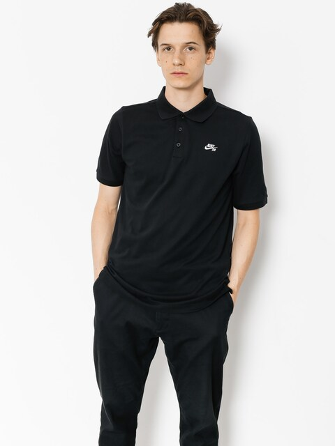Polo tričko Nike SB Sb Dri Fit Pique (black)
