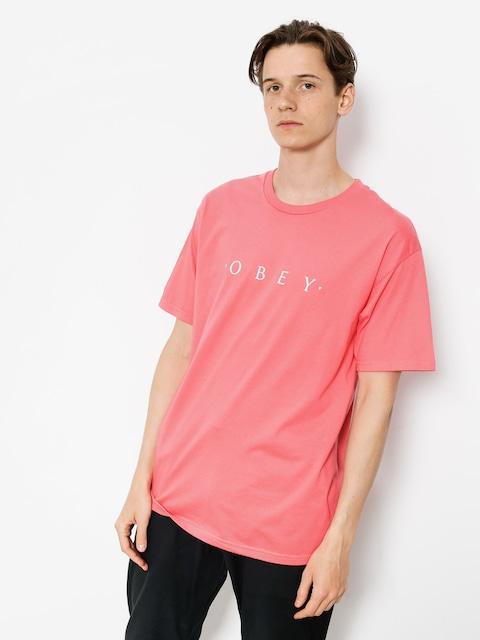Tričko OBEY Novel Obey (crl)