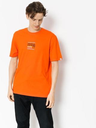Tričko Element Bomb Hills Ftm (hazard orange)