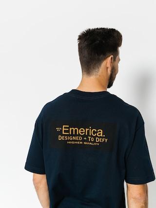 Tričko Emerica Mfg Co Pckt (navy)