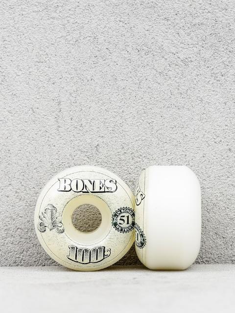 Kolieska Bones 100 Formula V4 (white)