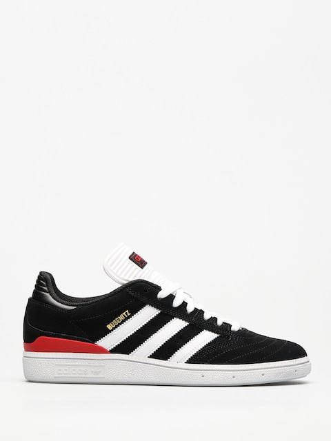 Topánky adidas Busenitz (core black/ftwr white/scarlet)