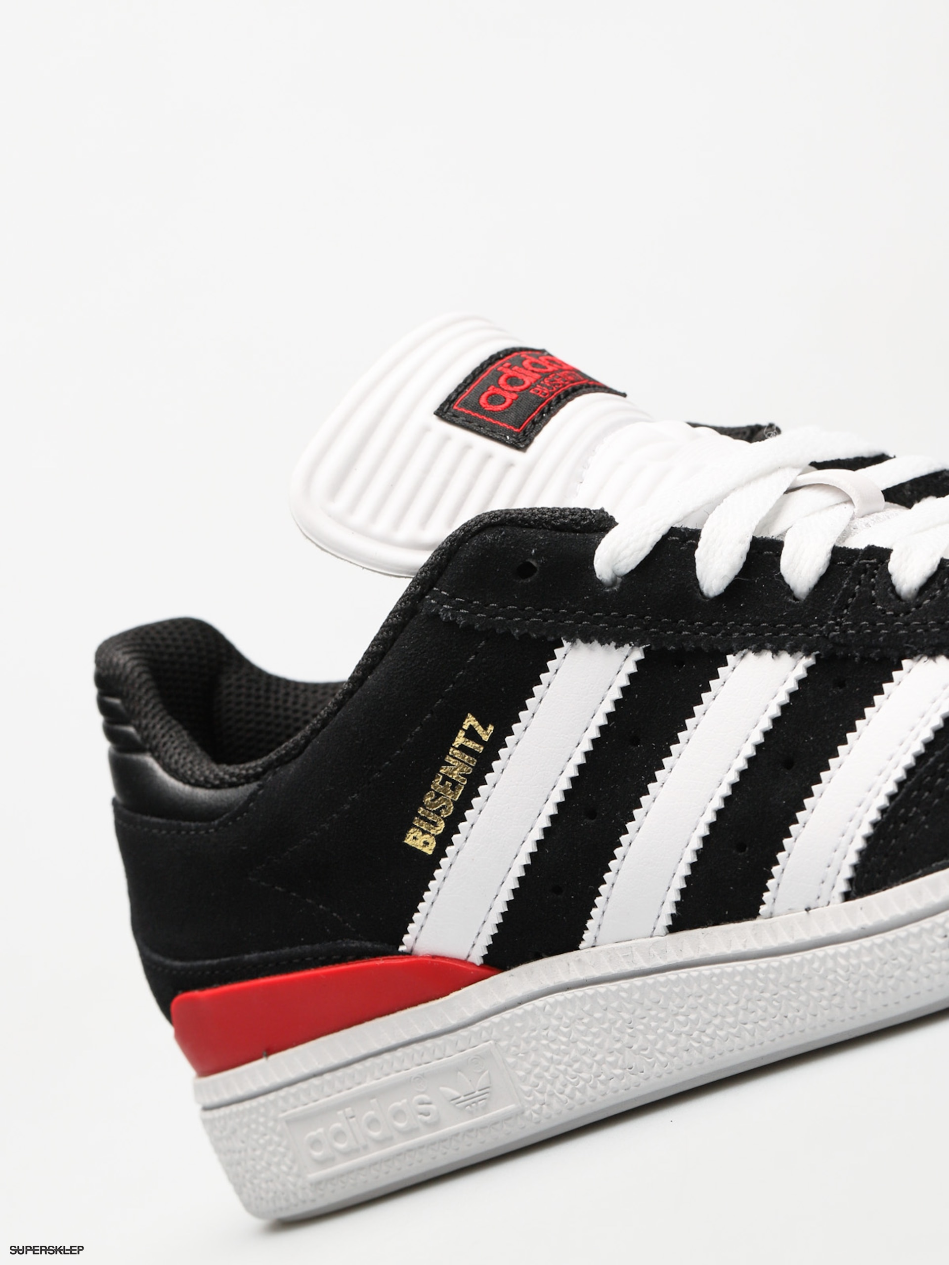0c43b87b90d08 Topánky adidas Busenitz (core black/ftwr white/scarlet)