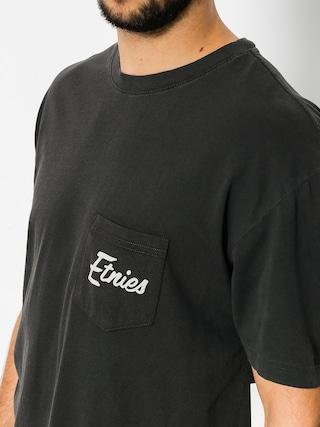 Tričko Etnies Bottlecap (black)
