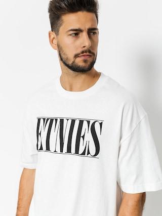 Tričko Etnies Bleach (white)