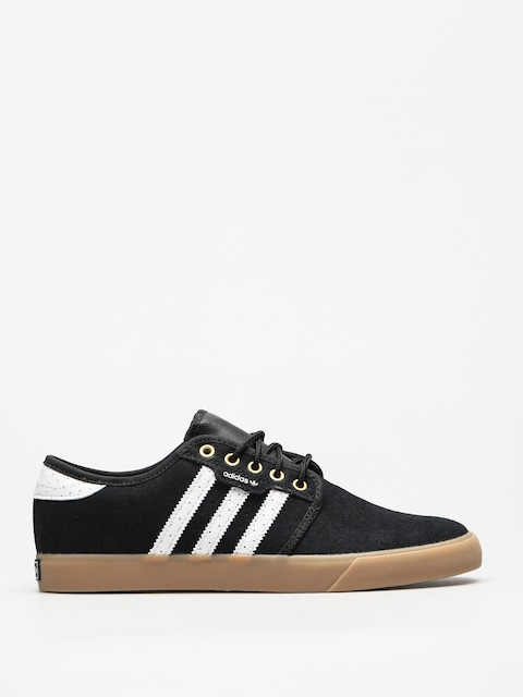 Topánky adidas Seeley (core black/ftwr white/gold met)
