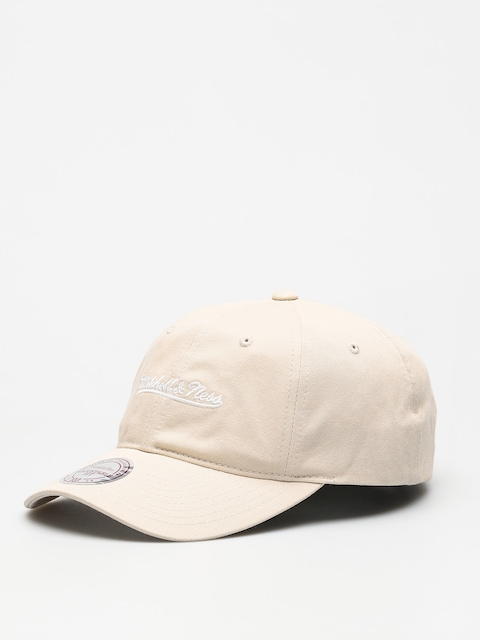 Šiltovka Mitchell & Ness Washed Cotton Dad ZD (beige)