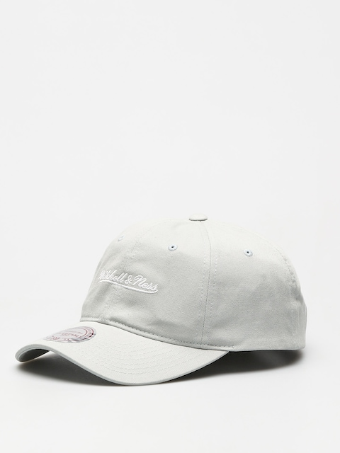 Šiltovka Mitchell & Ness Washed Cotton Dad ZD (light grey)