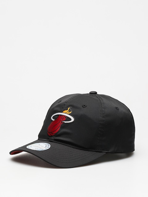 Šiltovka Mitchell & Ness Light & Dry Miami Heat ZD (black)