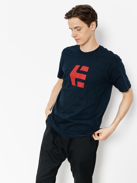 Tričko Etnies Mod Icon (navy)
