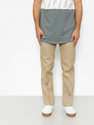 Nohavice Dickies 873 Slim Straight (khaki)