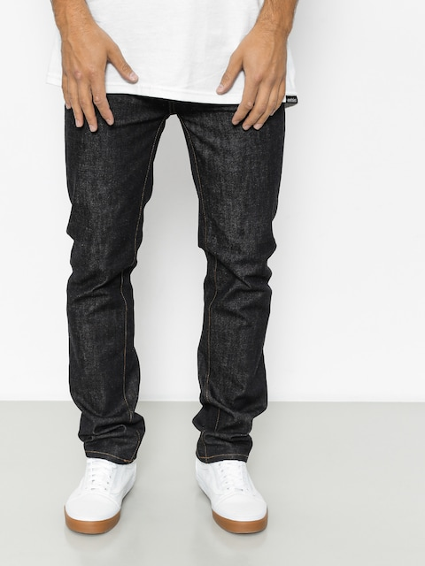 Nohavice Etnies Essential Slim Denim (indigo raw)