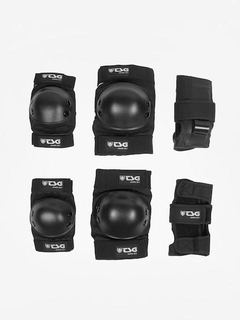 Chrániče TSG Junior Set (black)