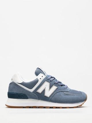 Topánky New Balance 574 Wmn (light porcelain blue)