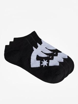 Ponožky DC Spp Dc Ankle 3Pk (black)