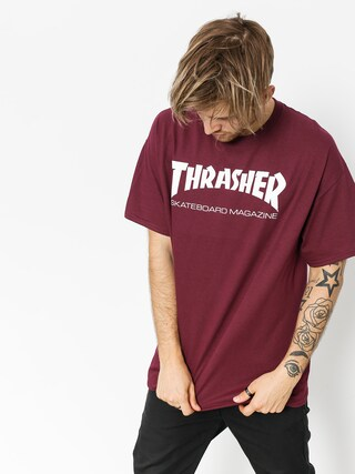 Triu010dko Thrasher Skate Mag (maroon)