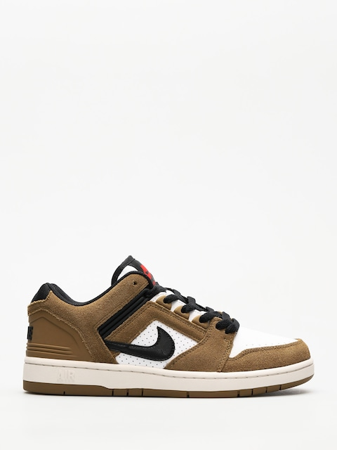 Topánky Nike SB Air Force II Low (lichen brown/black white phantom)